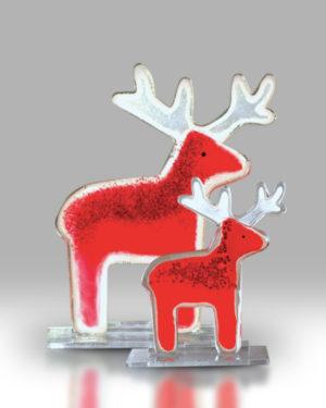Reindeer – Red