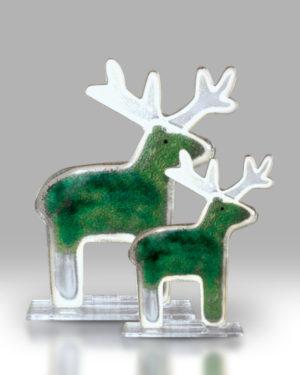 Reindeer – Green