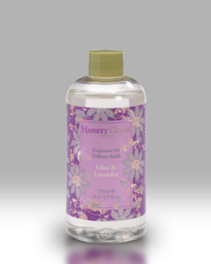 Lilac & Lavender Premium Fragrance Oil 250ml – Pack of 4