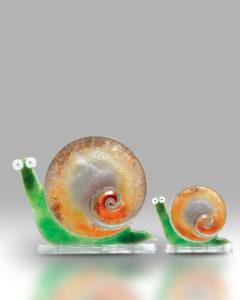 Snail – Gold