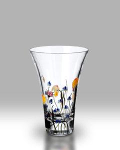 Ladybird Garden 19cm Flared Vase