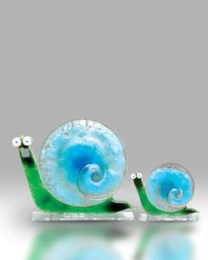 Snail – Ocean Blue