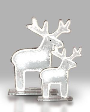 Reindeer – White