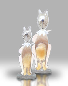 Cat & Kitten – Custard