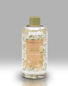 Vanilla Splash Premium Fragrance Oil 250ml – Pack of 4