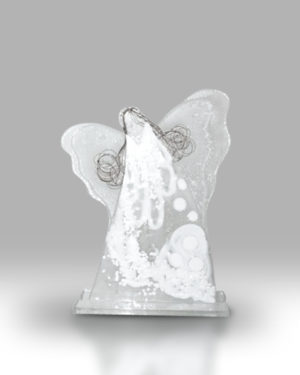 Angel – White