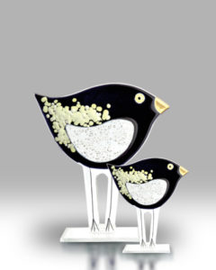 Birds – Black
