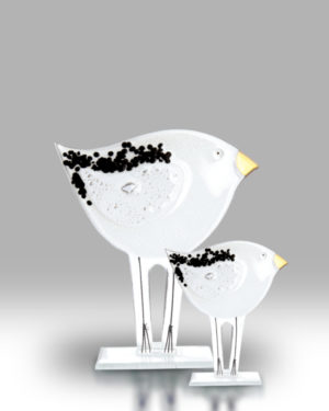 Birds – White