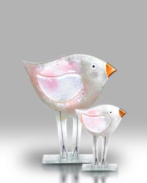 Birds – Pink