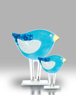 Birds – Blue