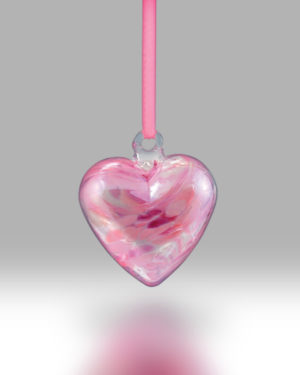 Birth Gem Hearts October – Pack of 4