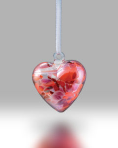 Birth Gem Hearts July – Pack of 4