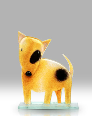 Bull Terrier – Fawn