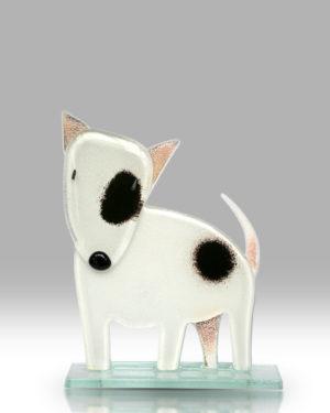 Bull Terrier – White