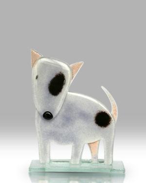 Bull Terrier – Charcoal