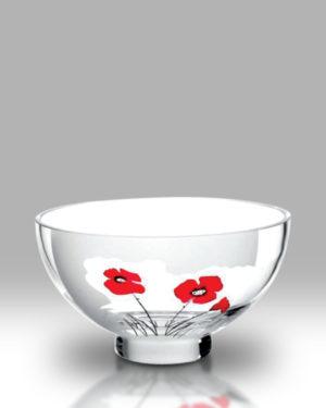 Classic Poppy 18cm Bowl