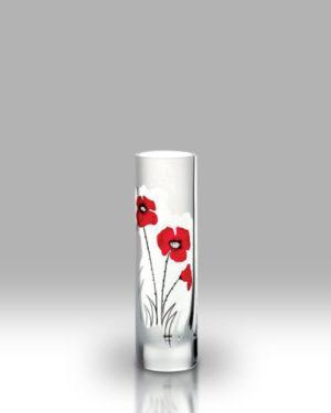Classic Poppy 19.5cm Bud Vase