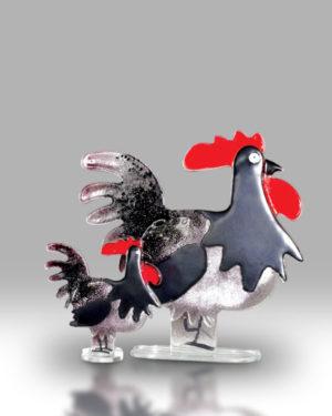 Cockerel – Black
