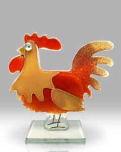 Cockerel – Red