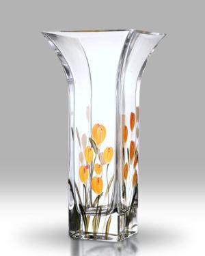 Crocus – Saffron 22.5cm Flared Vase