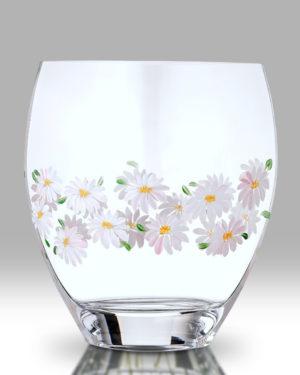 Daisy 21cm Curve Vase