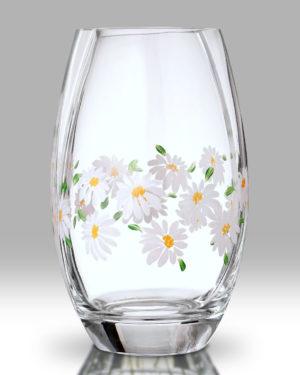 Daisy 20cm Round Vase