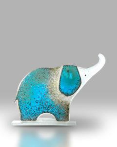 Elephant – Teal 1756-17
