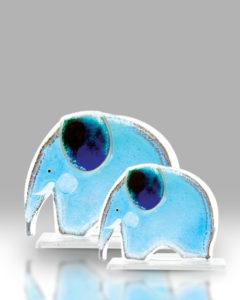Elephant – Blue