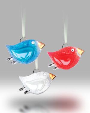Hanging Bird 1707-17 – Set of 3