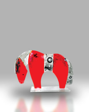 Horse – Red