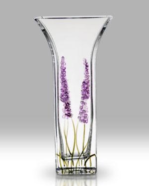 Lavender 22.5cm Flared Vase