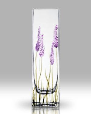 Lavender 21cm Bud Vase