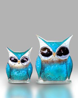 Owl – Blue