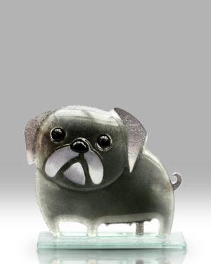 Pug – Charcoal