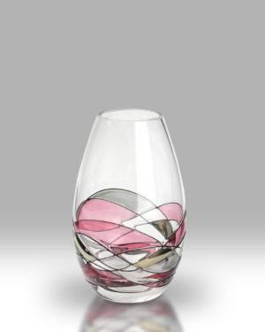 Rose Mosaic 12cm Louise Bud Vase
