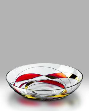 Ruby Mosaic 20cm Kiri Bowl