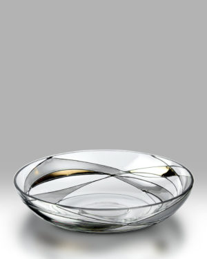 Silver Mosaic 20cm Kiri Bowl