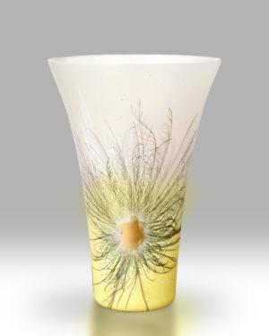 Rhapsody Lemon Vase