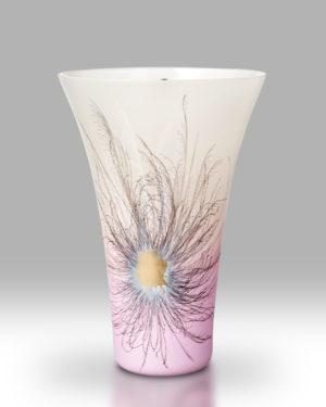 Rhapsody Pink Vase